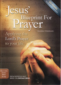 Jesus Blueprint for Prayer Discovery Bible Study