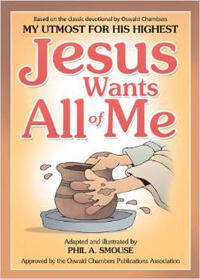Jesus Wants All of Me: Devotional PB