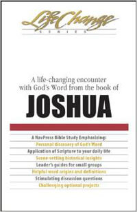 Joshua (Life Change Series)