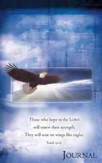 Journal Eagle Isaiah 40:31