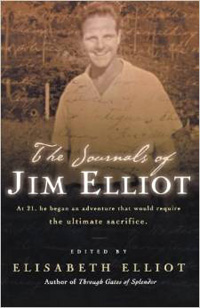 Journals of Jim Elliot, The
