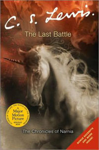 Last Battle, The (Book #7) O/P