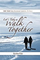 Lets Take A Walk Together One Year Daily Devotional (Women)