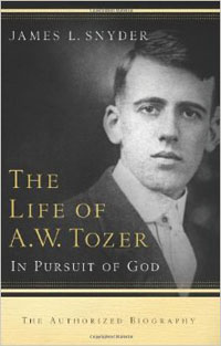 Life Of A.W. Tozer In Pursuit of God