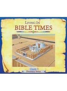 Living in Bible Times (Candle Discovery Series)