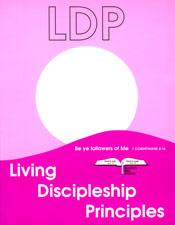 Living Discipleship Principles  ECS