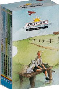 Ten Boys Complete Box Set (Lightkeepers Series)