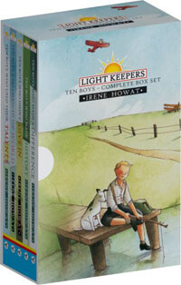 Ten Boys Complete Box Set (Lightkeepers Series)