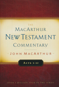 MacArthur NT Commentary Acts 13-28