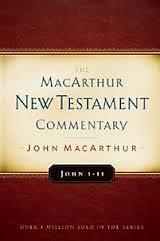 MacArthur NT Commentary John 1-11