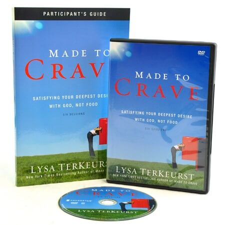 Made To Crave  Curriculum Kit with DVD