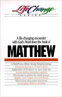 Matthew (Life Change Series)