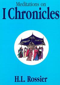 Meditations on 1 Chronicles