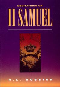 Meditations on 2 Samuel