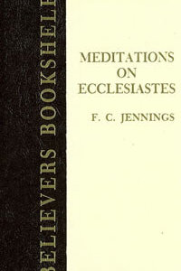 Meditations on Ecclesiastes HC