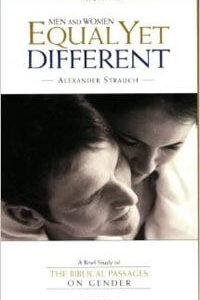 Men & Women: Equal Yet Different