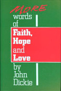 More Words of Faith Hope and Love