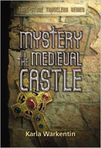 Mystery in the Medieval Castle (time-stone)