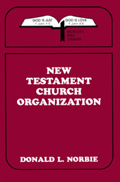 New Testament Church Organization  ECS