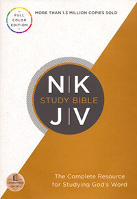 NKJV Study Bible Full Color Edition HC