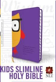 NLT Kids Slimline Bible
