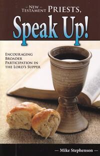 New Testament Priests Speak Up  ECS