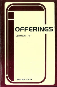 Kelly: Offerings of Leviticus 1-7