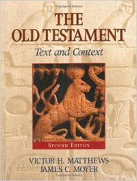 Old Testament Text and Context HC