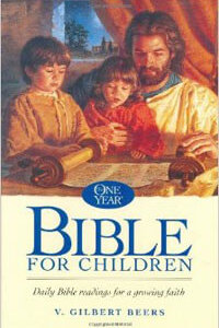 One Year Bible For Children (Daily Devotional Reading)