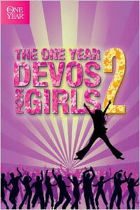 One Year Book of Devos for Girls Vol 2