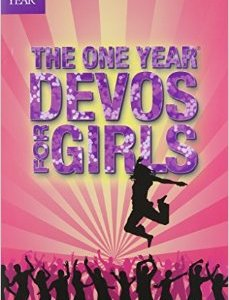 One Year Book of Devos for Girls Vol 1