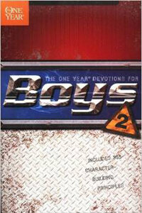 One Year Book of Devotions for Boys Vol 2