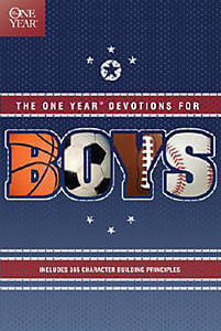 One Year Book of Devotions for Boys Vol 1