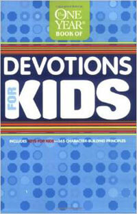 One Year Book of Devotions for Kids #1