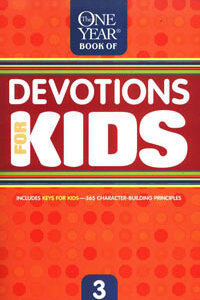 One Year Book of Devotions for Kids #3