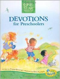 One Year Devotions for Preschoolers HC