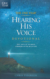 One Year Hearing His Voice Devotional