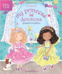 One Year My Princess Devotions Preschool Edition HC