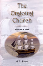 Ongoing Church: Studies in Acts, The