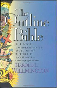 Outline Bible, The  HC