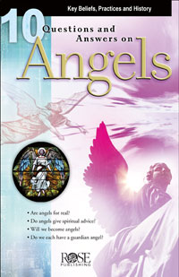 Pamphlet: 10 Questions & Answers on Angels
