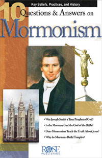 Pamphlet: 10 Questions & Answers on Mormonism