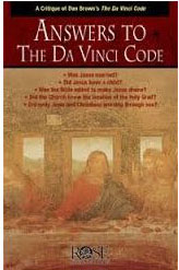 Pamphlet: Answers to the Da Vinci Code