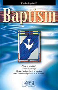 Pamphlet: Baptism Comparison