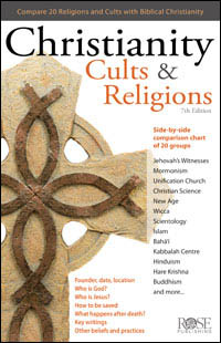 Pamphlet: Christianity, Cults & Religions