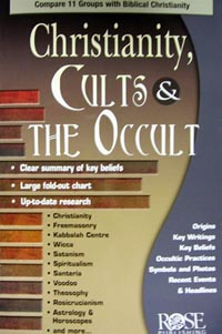 Pamphlet: Christianity, Cults & Occult
