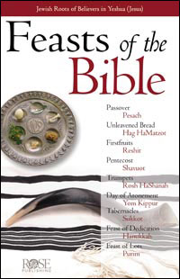 Pamphlet: Feasts of the Bible, The