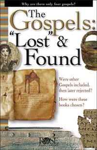 Pamphlet: Gospels Lost & Found