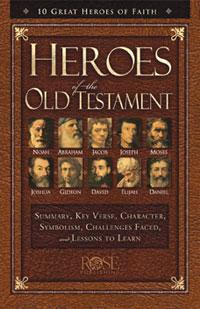 Pamphlet: Heroes of the Old Testament