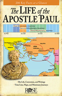 Pamphlet: Life of the Apostle Paul